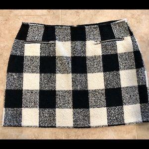 Forever 21 Plus tweed mini skirt. Sz 2X